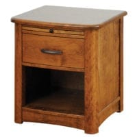 meridian Nightstand Bedroom Furniture