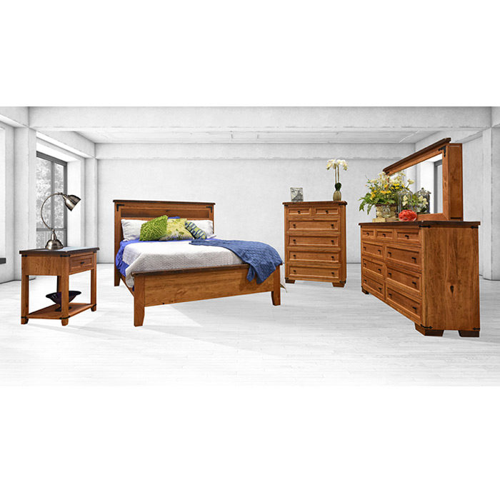 Farmhouse Heritage Bedroom Collection
