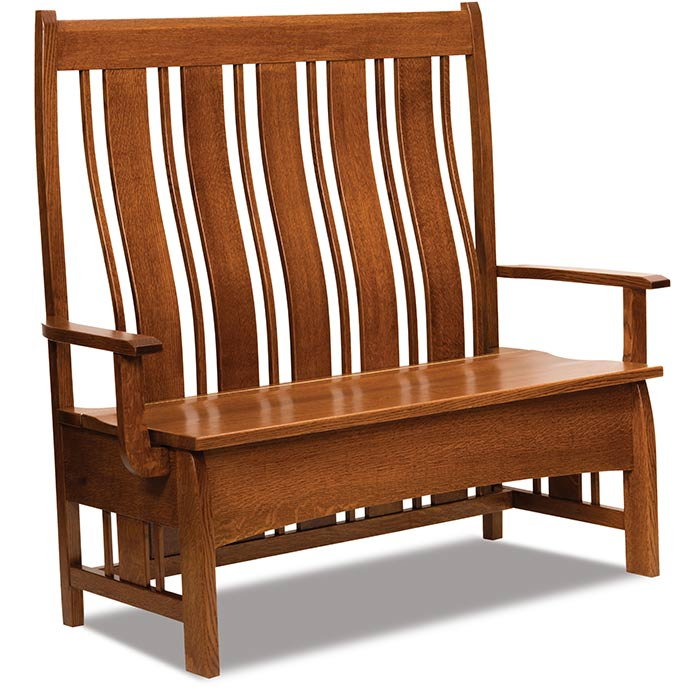 Bench Herron's Amish Furniture