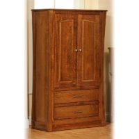 Armoire Herron's Amish Furniture