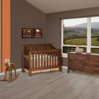Crib Herron's Amish Furniture