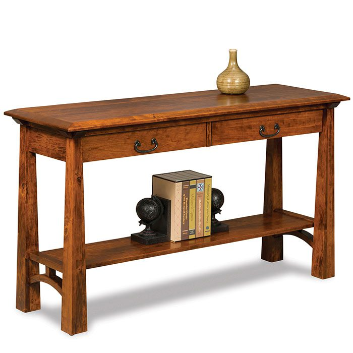 Sofa Table Herron's Amish Furniture