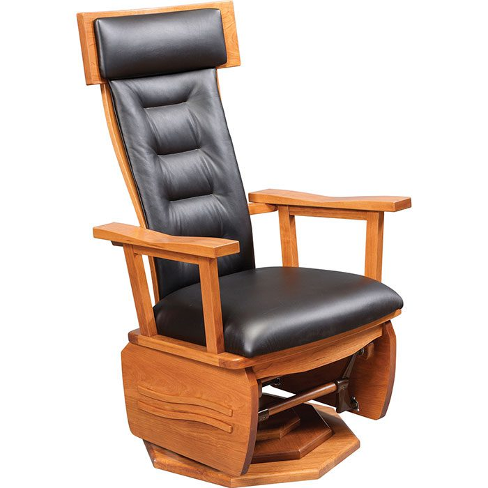 Glider Rocker Herron's Amish Furniture
