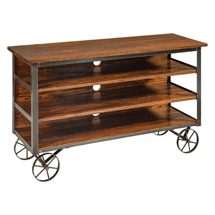 TV Stand Herron's Amish Furniture