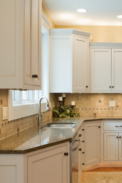Custom Kitchen Cabinets by Herron's Amish Furniture Toledo
