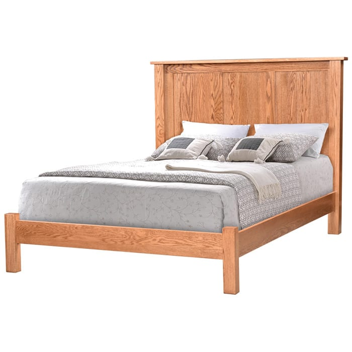 Lindholt Bed with Low Footboard Herron's Amish Furniture