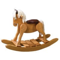 Rocking horses Herron's Amish Furniture