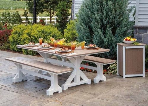 Picnic Table-lifestyle