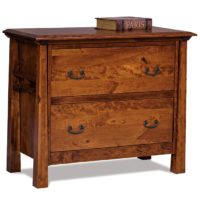 Lateral File Herron's Amish Furniture