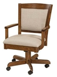 Office Desk Chair Herron's Amish Furniture